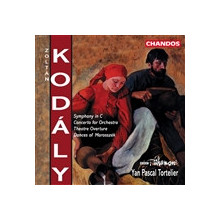 KODALY: Concerto per orchestra
