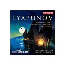 LYAPUNOV: Sinfonia N. 1 - Piano Concerto