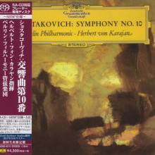 Shostakovich: Sinfonia N.10