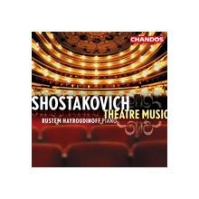 SHOSTAKOVICH: Musica per il teatro