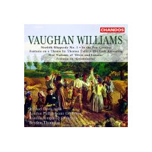 Vaughan Williams: Opere Orchestrali