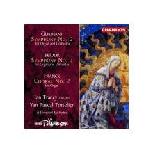 Guilmant - Widor - Franck: Opere Per Organo