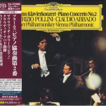 BRAHMS: Concerto per piano N.2