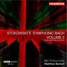 Stokowski Dirige Bach Vol.2