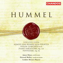 HUMMEL: Adagio e Rondo alla polacca