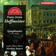 HOFFMEISTER: Sinfonie