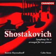 SHOSTAKOVICH: Sinfonia N.4