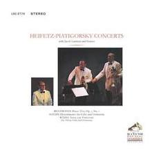 HEIFETZ - PIATIGORSKY: Concerts