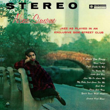 NINA SIMONE: Little Girl Blue(45 giri)