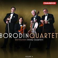 BEETHOVEN: Quartetti per archi Vol.4