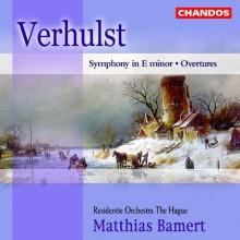 VERHULST: Sinfonia Op.46 - Overtures