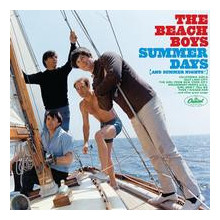 BEACH BOYS :  Summer days (Stereo)