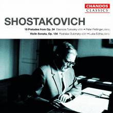Shostakovich: Violin Sonata - 19 Preludes