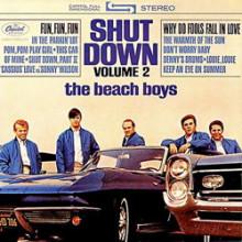 THE BEACH BOYS : Shut Down - Vol.2  (Stereo)