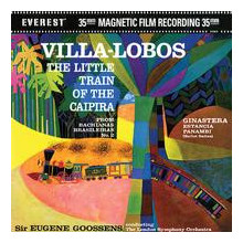 VILLA - LOBOS: The little train of Caipira