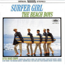 THE BEACH BOYS : Surfer Girl  (Stereo)