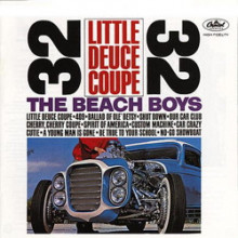 BEACH BOYS : Little Deuce Coupe (Stereo)