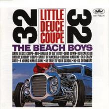 THE BEACH BOYS : Little Deuce Coupe (Stereo)