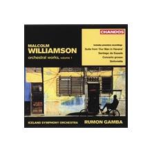 Williamson: Opere Orchestrali
