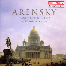 ARENSKY: Piano trios NN. 1 & 2