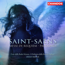 Saint Saens: Messa Da Requiem