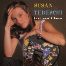 Susan Tedeschi: Just Won'y Burn