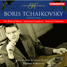 Tchaikovsky: The Wind Of Siberia