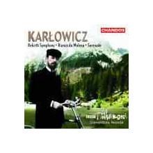 Karlowicz: Sinfonia 'rebirth' - Serenata