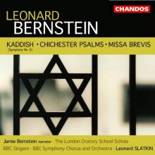 Bernstein: Kaddish - Chichester Psalm