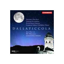DALLAPICCOLA: Musica per orchestra Vol.1