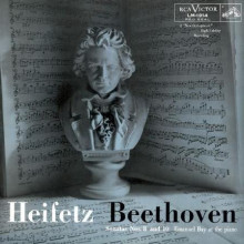 BEETHOVEN: Sonate per violino NN.8 & 10