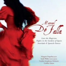 De Falla: Nights In The Garden Of Spain