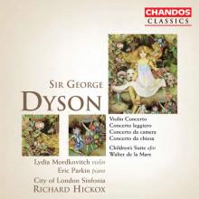 Dyson: Violin Concerto Etc