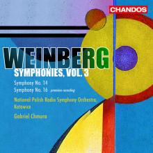 WEINBERG: Sinfonie Vol.3