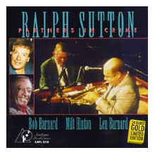 RALPH SUTTON: Partners in Crime
