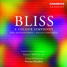 BLISS: A colour symphony / the enchantre