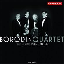 BEETHOVEN: Quartetti per archi Vol.2