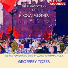MEDTNER: Musica per piano Vol.8