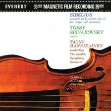 SIBELIUS: Concerto per violino - Tapiola