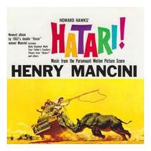 Hatary! Colonna Sonora Del Film