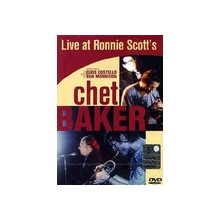 CHET BAKER:  Chet Baker live At Ronnie Scott's
