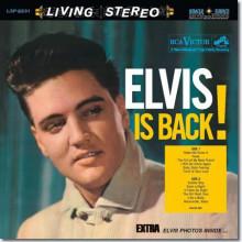 Elvis Presley:   Elvis Is Back!