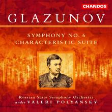 Glazunov: Sinfonia N.6