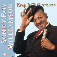 SONNY B.WILLIAMSON: Keep it to Ourselves