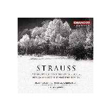 STRAUSS: Sinfonia N.2 -  six songs