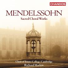 Mendlessohn: Opere Sacre Corali
