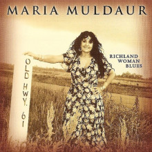MARIA MULDAUR: Richland Woman Blues