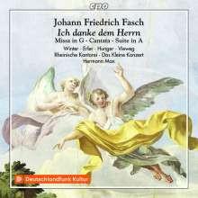 Fasch: Opere Sacre - Messe E Cantate