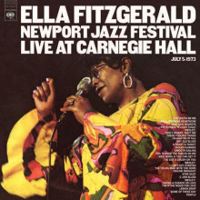 ELLA FITZGERALD: Live at Carnegie Hall
