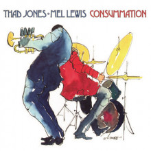 THAD JONES & M.LEWIS ORCH.:Consummation